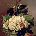 Christmas Roses by Willem van Leen