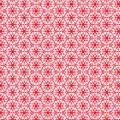 Christmas Snow Flakes Pattern 2 by Silvia Ganora