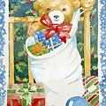 Christmas Stocking by Jennifer Abbot