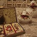 Christmas Tea 2252 by Captain Debbie Ritter