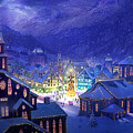 Christmas Town by Philip Straub