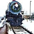 Christmas Train by Brad Hodges