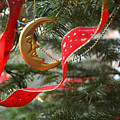 Christmas Tree Decorations by Mal Bray