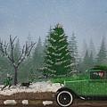 Christmas Tree Hunters by Ken Morris
