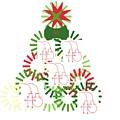 Christmas Tree by Mary Jo Hopton