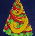 Christmas Tree No. Three by Rick Ahlvers
