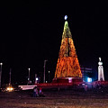 Christmas Tree San Salvador 6 by Totto Ponce