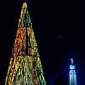 Christmas Tree San Salvador by Totto Ponce