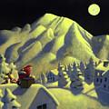 Christmas Under Olympus by Chris Miles