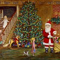 Christmas Visitor by Linda Mears