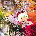 Christmas With My Sheep by Miki De Goodaboom