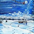 Christmas Wonderland by Shana Rowe Jackson