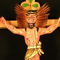 Christo Crucificado by George Chacon