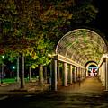 Christopher Columbus Park 3765 by Jeff Stallard