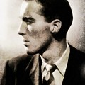 Christopher Lee, Vintage Actor by John Springfield