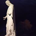 Christus Profile by David Andersen