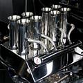Chromed Fuel Injection by Bob Slitzan