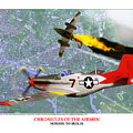 Chronicles Of The Airmen - Mission To Berlin by Jerry Taliaferro