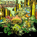 Chrono Trigger Campfire by Paul Tokach