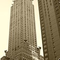 Chrysler Building by Debbi Granruth