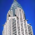 Chrysler Building by John Greim
