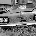Chrysler Imperials - Bw by Brian Manfra