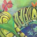 Chubby Little Caterpillars by Lori Harris