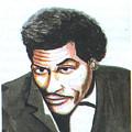 Chuck Berry 45 by Emmanuel Baliyanga