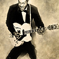 Chuck Berry by Anthony Murphy