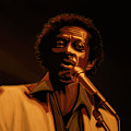 Chuck Berry Gold by Paul Meijering