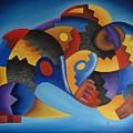 Chujllas Mayu Apu by Fernando  Ocampo Sandy