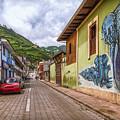 Chunchi Street by Maria Coulson