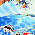 Churaumi Paradise by Hisayo Ohta