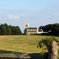 Church Across The Field by George Jones