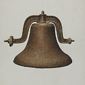 Church Bell by Edith Towner