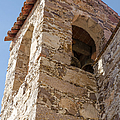 Church Bell Tower. by Rob Huntley