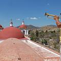 Church Bugler by Jim West