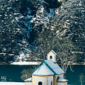 Church By The Achensee by Pati Photography