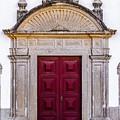 Church Door by Marco Oliveira