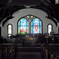 Church - Grand Caymans by Arlane Crump