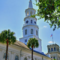Church In Charleston by TJ Baccari