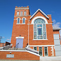 Church In Emmett Idaho by Dart and Suze Humeston
