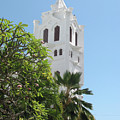 Church In Key West by Ania M Milo