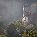 Church In Partigliano by Steven Gray