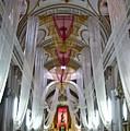 Church Interior 1 Guatemala  by Douglas Barnett