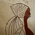 Church Lady - Tile by Gloria Ssali
