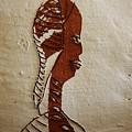 Church Lady 11 - Tile by Gloria Ssali