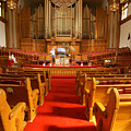Church Light by David Pettit