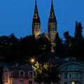 Church Night by Sharon Popek