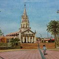Church Of Caldera by Carola Moreno